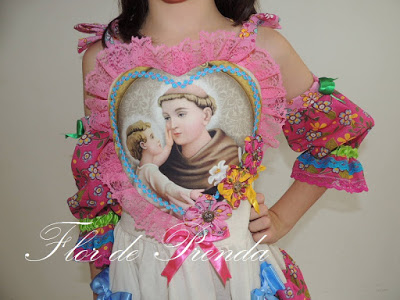 Saint Anthony's Dress